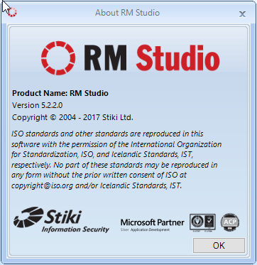 About RM Studio